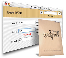 Click to view QuickTrack Start 7 screenshot